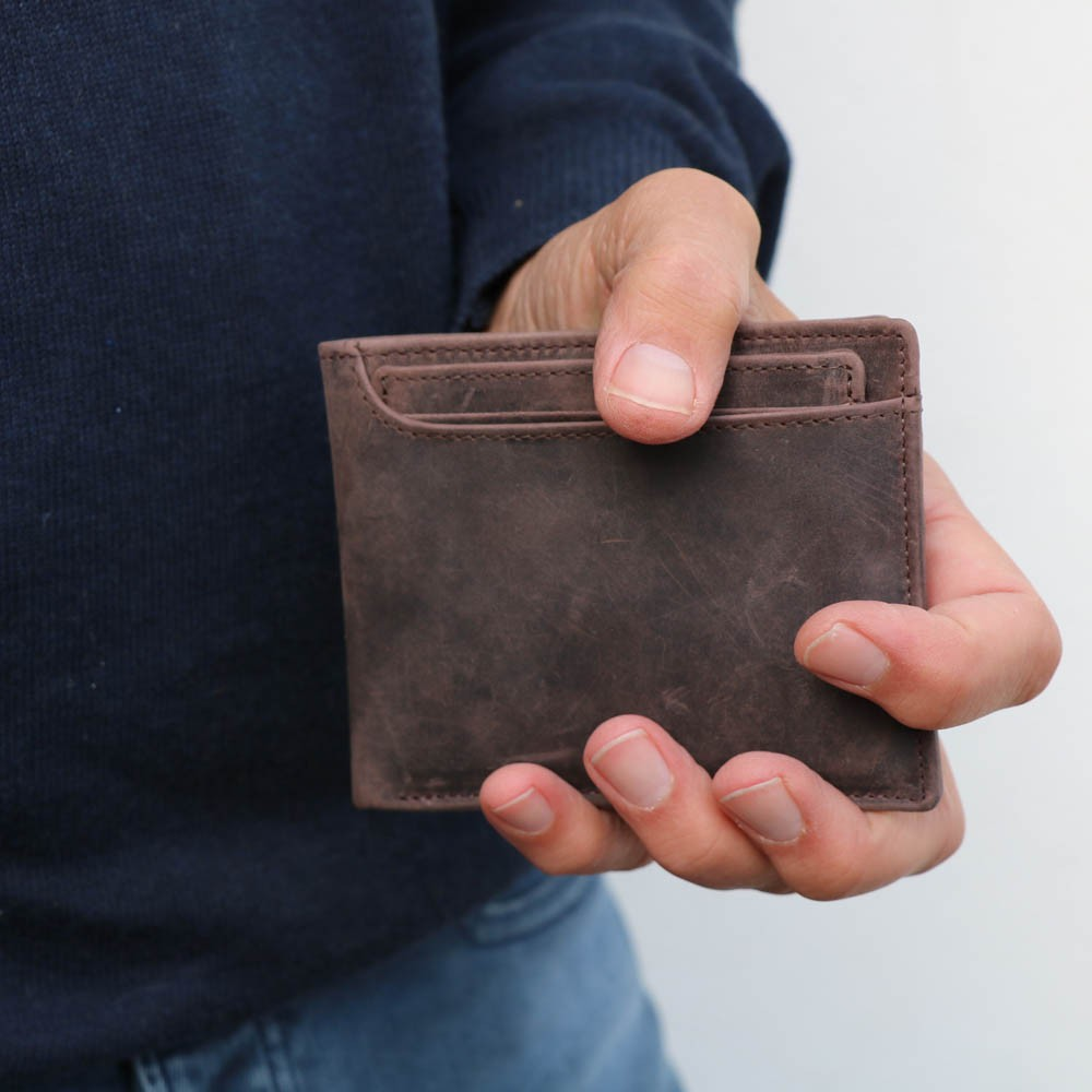 Wallets and billfolds