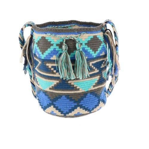 Mochila Wayuu Medium