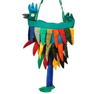 Chicky - children's bag of parachute fabric