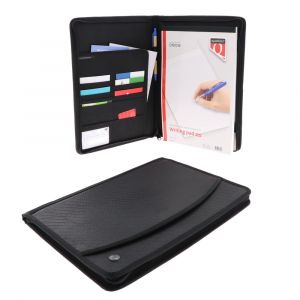 A4 writing case from recycled tyre tube - Firma
