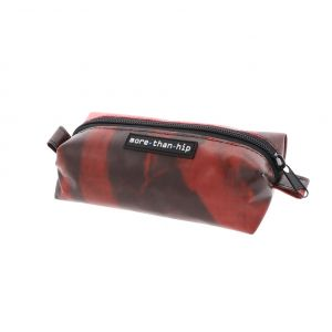 Pencil case or pouch from recycled billboards - Marek