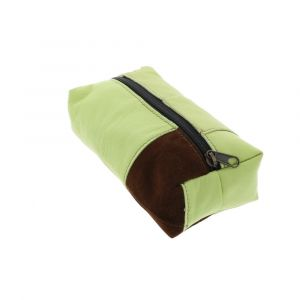 Astuccio - pencil case of recycled leather