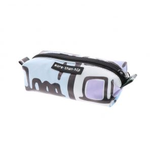 Crossbody ladies bag made of recycled billboards - Roza - each one is unique