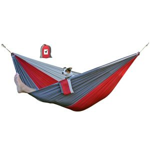XXL double (travel) hammock parachute silk Snoozzz