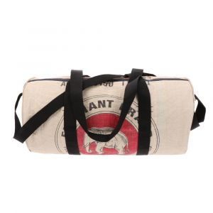 Jumbo S - small weekend or sports bag from recycled cement bags