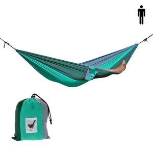 1-persoons (reis)hangmat Sherwood forest: lichtgewicht, sterk en comfortabel