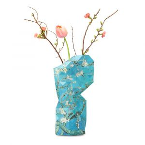 Paper vase cover Pepe Heykoop & Tiny Miracles Almond Blossom by Vincent van Gogh