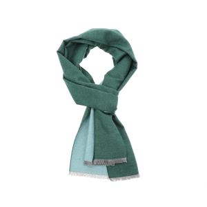 Super soft scarf or shawl made of bamboo FanXing - green