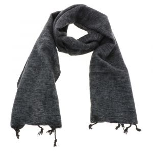 Yaku - scarf from 'yak wool' -  antracite grey