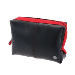 Guapo - wash bag of tyre tube - red