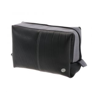 Guapo - wash bag of tyre tube - grey