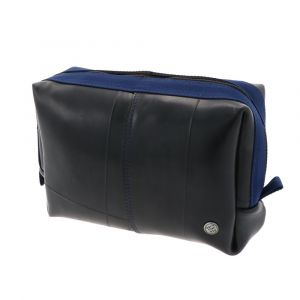 Guapo - wash bag of tyre tube - dark blue