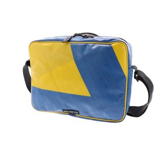 Work bag for women or men of truck tarpaulin - Lisbon
